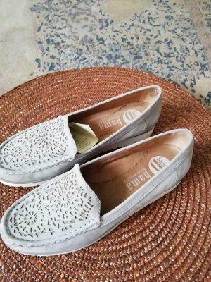 Bama Sneaker slip-on grigio