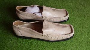 daniela dolci Budapest schoenen licht beige