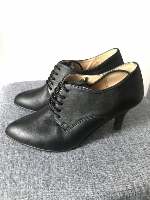 Tkmaxx Lace-up Booties black