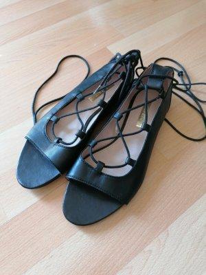 Lederscuhe von Esprit, Neu, Riemchen Sandalen Größe 37 Neu