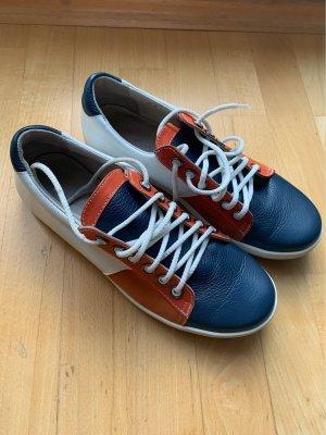Kazimir Sneakers met veters veelkleurig Leer