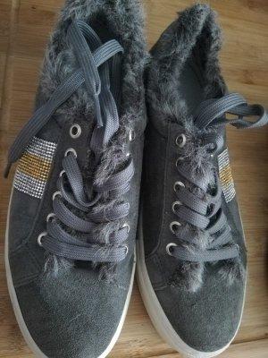 Ledersneaker Helen Billkrantz