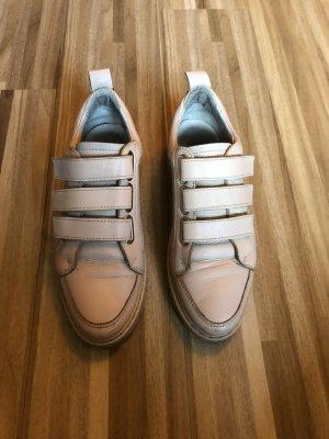 Ledersneaker mit Klettverschluss von Another A