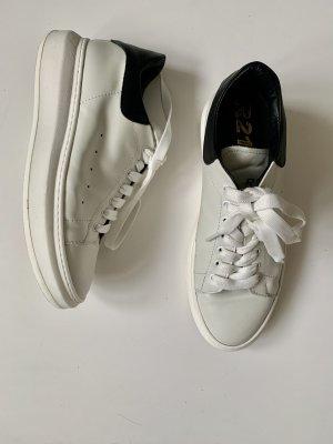 Ledersneakers R21 Größe 40 (NEU) aus Italien Unisex