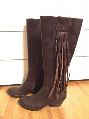 "Lederstiefel Buffalo ""Cambridge"" Gr.37 NEU!"
