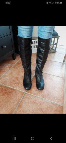 everest Heel Boots black