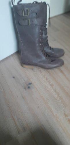 Cool Way Aanrijg laarzen grijs-lila