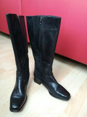 Ara Luftpolster Winter Boots black leather