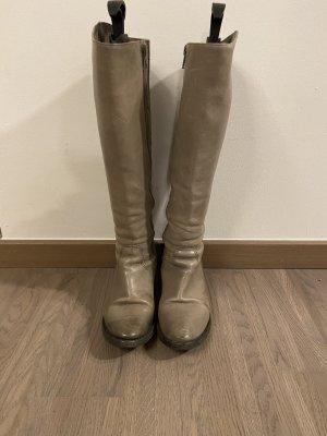 LLOYD'S Riding Boots light grey-grey brown