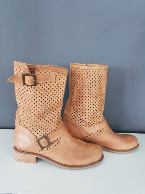 Copo da Nieve Slouch Boots light brown