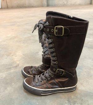 Converse Aanrijg laarzen donkerbruin