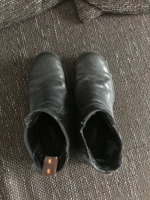 5th Avenue Slip-on laarzen donkerbruin
