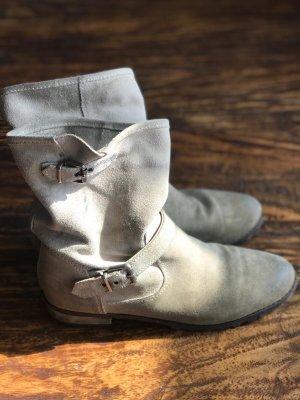 Lederstiefel/Stiefeletten/Ankle Boots/Damenschuhe/Chelsea Boots