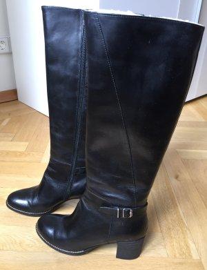 Aldo Hoge laarzen zwart
