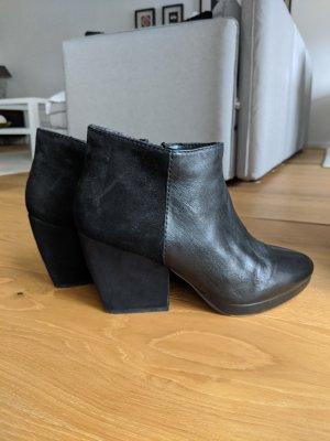 Spm Low boot noir