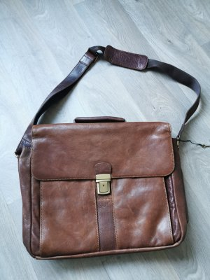 Prato Briefcase brown