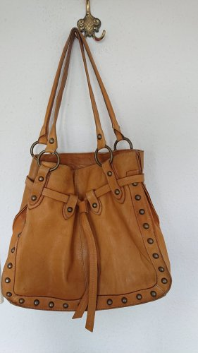 Apart Shoulder Bag camel