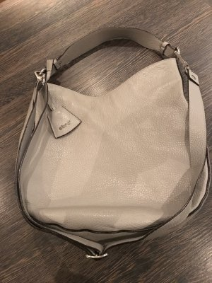 abro Pouch Bag light grey