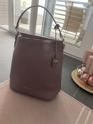 Coccinelle Crossbody bag mauve leather