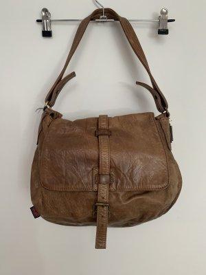 Belstaff Shoulder Bag camel leather