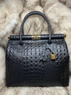 0039 Italy Handbag black