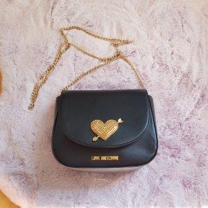 Boutique Moschino Crossbody bag black