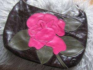Ledertasche Handtasche abro