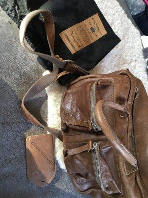 Ledertasche Handtasche Cowboysbag