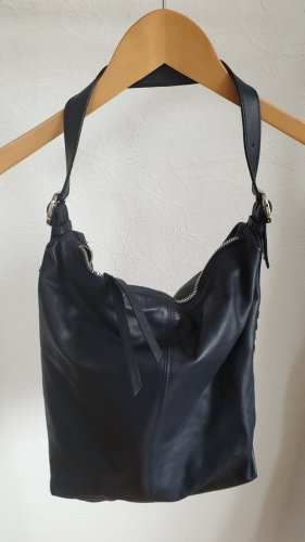 Pouch Bag dark blue