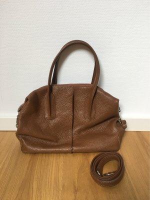 Borse in Pelle Italy Handbag brown