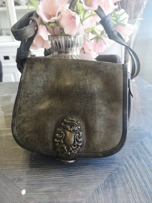 Ledertasche Trachtentasche Umhängetasche