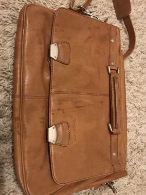 Ledertasche Uni Tasche Laptop Tasche