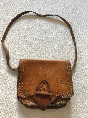 Ledertasche VINTAGE Hand craft