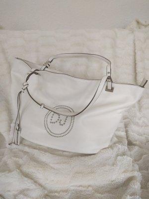 David Jones Carry Bag white