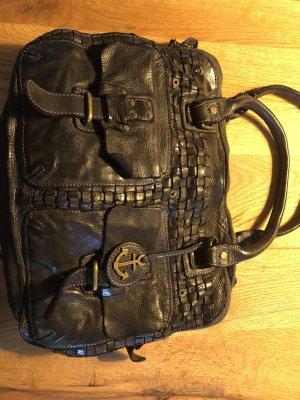 Harbour 2nd Shopper black leather