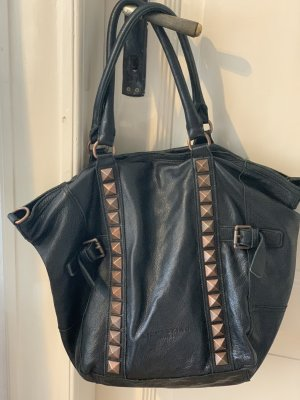 Liebeskind Berlin Pouch Bag black leather