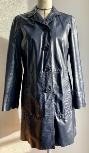 Ledertrenchcoat von Benetton