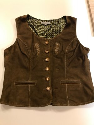Traditional Vest dark brown