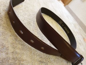 beltart Leather Belt brown leather