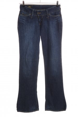 Lee Jeans svasati blu stile casual