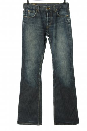 Lee Boyfriendjeans blau Casual-Look