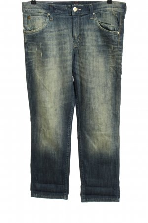 Lee 7/8 Jeans blau Casual-Look