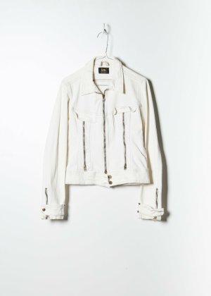 Lee Denim Jacket white denim