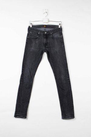 Lee High Waist Jeans black denim