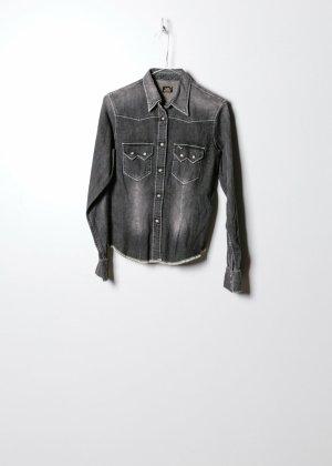 Lee Long Sleeve Shirt black denim