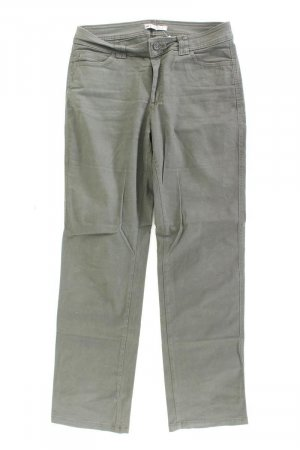 Lee Five-Pocket Trousers olive green cotton