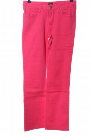 Lee High Waist Trousers pink casual look