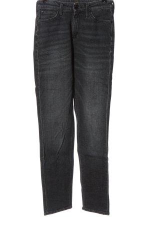 Lee High Waist Jeans hellgrau Casual-Look