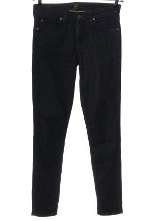 Lee Jeans skinny bleu style décontracté