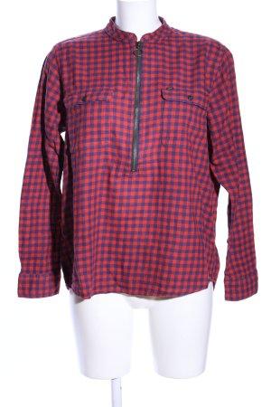 Lee Holzfällerhemd rot-blau Karomuster Casual-Look